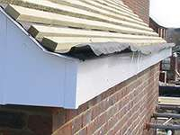 Replacing Fascias Soffits And Bargeboards With Upvc