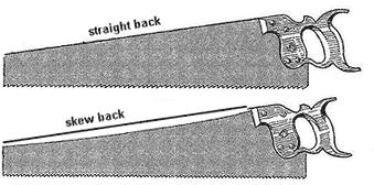 Different Types Of Diy Timber Cutting Handsaws